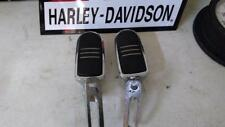 HARLEY FLHX ELECTRA ROAD STREET GLIDE KING SOFTAIL STREAMLINER foot peg rest XLH