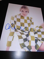 SIENNA MILLER SIGNED AUTOGRAPH 8X10 PHOTO SEXY BABE PHOTO SHOOT GQ IN PERSON D