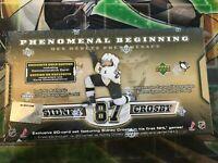 NHL 2006 Upper Deck Sydney Crosby Phenomenal Beginning Sealed   1 BOX   RARE
