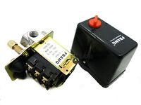 Druckschalter für Kompressor 3-phas. 400 V Druckregler Kompressorschalter