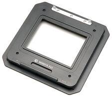 Mamiya 645 Phase one Mamiya mount Digital Back a Cambo Actus Adattatore