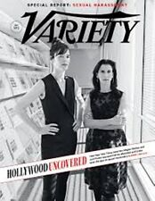 VARIETY MAGAZINE DEC 2017 SPECIAL REPORT SEXUAL HARASSMENT-HOLLYWOOD UNCOVERED
