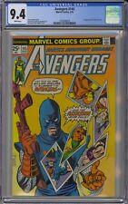 Avengers #145 CGC 9.4 NM Wp 1st Assassin App Marvel Comics 1976 Thor & Iron Man