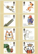 GB POSTCARDS PHQ CARDS NO. 282 MINT FULL SET 2006 ANIMAL TALES 10% OFF ANY 5+