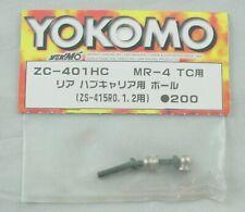 Yokomo MR-4 TC Touring Car Rear Hub Ball Set MR4TC YOKZC-401HC