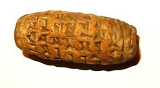 RARE TABLETTE CUNEIFORME - 3000 BC SUMERIAN BABYLONIAN -ANCIENT CUNEIFORM TABLET