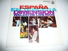 Espana en tercera Dimension, Waldo de los Rios, Vinyl LP, Espana,