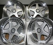 "18"" ARGENT Dare DR-F5 alloy wheels Fit Mercedes C E M S Class CLK CLC CLS SL SLK"