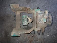 John Deere 8640 Tractor Hydraulic Pump And Mount Bracket R66837 Ar94661 Ar70723