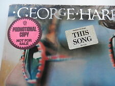 GEORGE HARRISON 1976 USA LP THIRTY THREE AND I/3 PROMOTIONAL COPY EXCELLENT