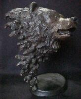 Treasure of Nature Bronze Finished Resin Sculpture Stock Market Bear /& Bull 13 W X 9.5 H