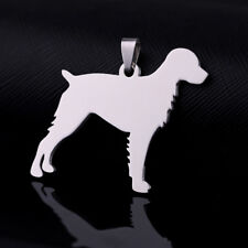 Brittany Spaniel American Wiegref Epagneul Breton French Pet Dog Charm Pendant