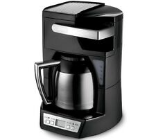 Delonghi ICM 40 T Kaffeemaschine 1,5 Lit Metall Thermoskanne Timer LCD Uhr 900W