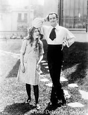 Actress Mary Pickford & Actor Douglas Fairbanks - Historic Photo Print