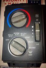 94-97 Chevy Gmc A/C Heat Climate Control Unit S-10 Blazer Jimmy Hvac Sonoma Temp