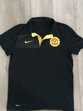 Manchester United Nike Polo Shirt Men Small