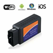 Wifi OBD 2 For Iphone Android Car Engine Code Reader Auto Diagnostic Tool
