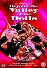 Beyond The Valley Of The Dolls - Russ Meyer - New DVD