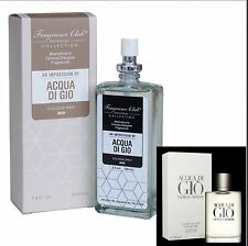 FRAGRANCE CLUB GENEALOGY COLLECTION OUR IMPRESSION OF ACQUA DI GIO FOR MEN