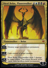 Nicol Bolas, Planeswalker MTG MAGIC Con Conflux English
