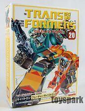 TAKARA Transformers Collection #20 KUP+WHEELIE G1 reissue action figure #optimus