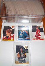 O-pee-Chee hockey card set 1985-86 Mario Lemieux Rookie