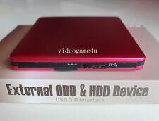 External Slot case Aluminum Blu-Ray Combo DVD-RW Writer USB 3.0 LG HL CT40N