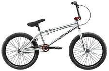 "Hoffman Cirrus Boys BMX Bike Silver, 20"" Wheel"