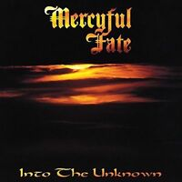 MERCYFUL FATE INTO THE UNKNOWN NEW VINYL
