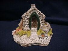 1990 Lilliput Lane Fishermans Bothy Original Box Retired Scottish Collection