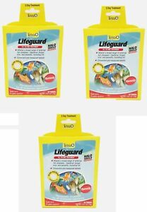 Tetra Lifeguard All In One Freshwater Aquarium Treatment - 96 Tablets 3 Pack