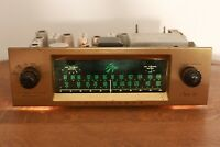 The Fisher 80-R Vintage AM/FM Mono Tube Tuner - Fisher Radio Corporation - Works