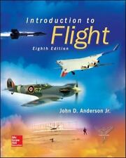 Introduction to Flight, Anderson Jr., John D., New Book