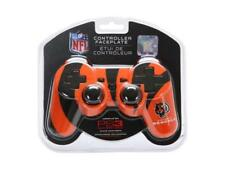 NFL Controller Faceplate for Ps3 - Team Cincinatti Bengals