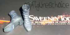 HOT TOYS - 1:6 Sweeney Todd Boots w/Feet Ball-Joint (MMS149)