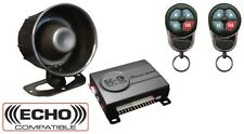 Omega K9CLASSICEDP2 Car Alarm K9 (2) 4-Button Rem.Shock Sensor;Data Port
