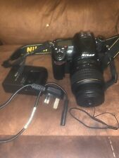 Nikon D7000 DSLR Camera + AF-S 18-55mm G VR Zoom Lens kit