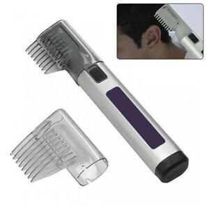 3 in 1 Hair Trimming Comb Hair Cutter Brush Through Combing Head Hair Trimmer