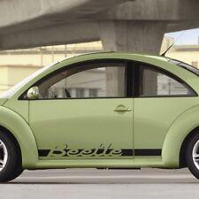 Volkswagen New Beetle 1998-2011 Beetle lettering side graphics decal