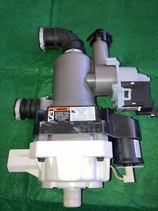 Dishwasher Motor/Pump & Capacitor Maytag Whirlpool W11035717 Model K41AYRNG-1107