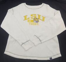 Womans Vtg LSU 60 Tigers T-Shirt Soft Cotton XL Louisiana State University Shirt