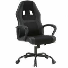 Best Massage Racing Ergonomic Computer Gaming Chair - Black