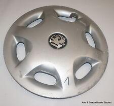 Opel Zafira A (F75_ 1,6 16V) Radkappe (Vauxhall-Logo) Radzierblende (1)