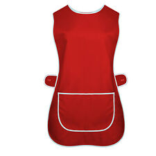 Bowstone Quality Tabard Red Bold Stripe 67/% Polyester 33/% Cotton Standard Size