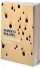 Los detectives salvajes von Roberto Bolano (2017, Taschenbuch)