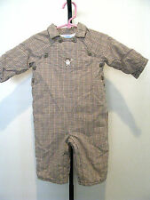 Janie & Jack Layette LITTLE PENGUINS Snow Suit Outfit Size 6-12 Mo