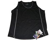 NEU Crane tolles Winter Sportunterhemd Gr. L 44 / 46 schwarz !!