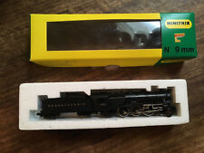 Minitrix N Scale 9mm Train, 5495 Pennsylvania Locomotive
