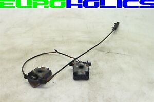 PAIR OEM BMW E46 328i 330i 99-05 Lower Hood Latch Lock Catch 51238203859