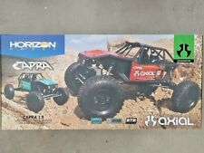 Axial Capra 1.9 Unlimited Trail Buggy 1/10 RTR 4WD Rock Crawler Green AXI03000T2